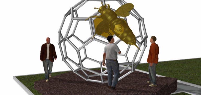 В Перми откроют самый большой в России памятник пчеле и проведут Всероссийскую конференцию